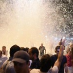 Столкновения в Ереване: много раненых и возведения баррикад