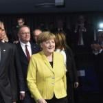 Меркель: США и Германия объединят силы для реализации Минска»