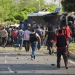 В Турции из-за взрыва автомобиля погибли 3 человека, 45 ранены