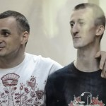 Сенцов и Кольченко заполнили документы для передачи в Украину