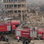 Количество жертв взрыва возле полицейского КПП в Турции выросло