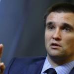 Климкин: «МИД создало платформу для содействия освобождению украинских политзаключенных»