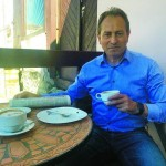 Николай Томенко: «Стараюсь реабилитироваться перед женой: научился варить борщи в печи на даче»
