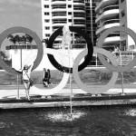 В Рио похитители охотятся за ноутбуками, атлетами и Олимпийским огнем