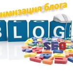 Продвижение и раскрутка сайта через блог