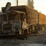 Пентагон: «Авиаудар по гумконвою в Сирии совершили россияне»