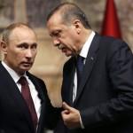 Путин и Эрдоган договорились и дальше прилагать усилия для полной нормализации двусторонних связей