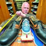 Обувь для гулліверів