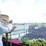 Папа Франциск отслужил Пасхальную мессу