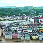 Центральная Европа тонет
