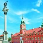 Старая Варшава, словно русалка Сирена, затягивает в свои сети