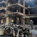 Теракты в Багдаде: Число погибших увеличилось до 213 человек