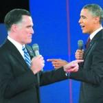 Вторые дебаты в США: Обама победил Ромни