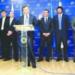 Вице-премьером в Грузии будет Каха Каладзе – экс-футболист киевского «Динамо»