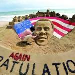 Америка «перезагрузила» Обаму
