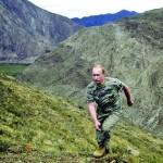 Лавровый венок для «самца» Путина