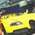 Самое быстрое и самое дорогое авто мира привезли в Стамбул