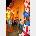 Саакашвили признал поражение