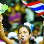 В Таиланде тоже Майдан