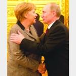 Ангела Меркель вступилась за Pussy Riot. А у Путина нет сострадания к девушкам