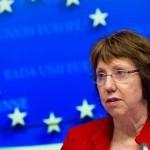 Кэтрин Эштон Сергею Лаврову: «Хватит рассуждать о сферах влияния»