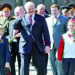 Наследственная «монархия» Лукашенок