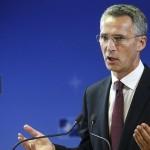 Столтенберг: «Помощь Украине со стороны НАТО выйдет на новый уровень»