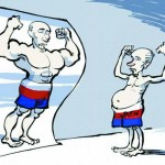 Путин снова играет мускулами