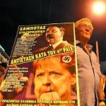 Греки приравняли Меркель к… Гитлера