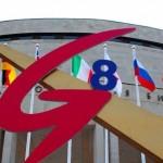 Страны G-8 осуждают Россию за вторжение на территорию Украины