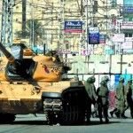 Египет снова загорелся
