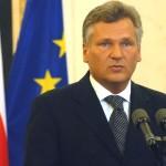 Квасьневский: «Путин хочет захватить всю Украину»