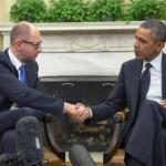 Обама пообещал Украине «мощную поддержку»