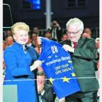 Уже и Хорватия в Евросоюзе…
