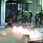 Власти Греции хочет экономить. Народ против