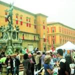 В кулинарной столице Италии – богатое меню: духовное и гастрономическое