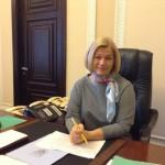 Ирина Геращенко: «Чем меньше заложников остается на оккупированных территориях, тем труднее их вытаскивать»