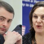 Нуланд обсудила с Сурковым разведения сторон на Донбассе