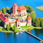 Крепость на острове не взял никто