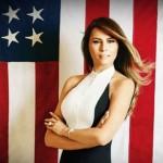 Мелания Трамп — самая необычная и самая скандальная первая леди США