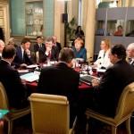 Разногласия во взглядах на ситуацию в Украине до сих пор хранятся