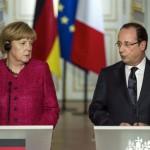Германия и Франция снова угрожают Путину экономическими санкциями