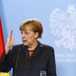 Меркель: Это не внутренний конфликт, а столкновение России и Украины»