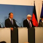 Германия, Франция, Украина и Россия выработали ряд мер о перемирии
