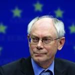 Ван Ромпей: «В Киеве люди отдали жизни за Европу, и мы этого не забудем»