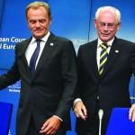 В ЕС поставили на Туска