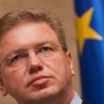 Фюле: «Вопрос отмены виз для украинцев «лежит на столе»