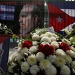 На Кубе прощаются с Фиделем Кастро