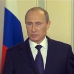 Путин обратился к террористам