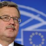 Коморовский: «Скоро ЕС придется испытать свое единство против РФ»